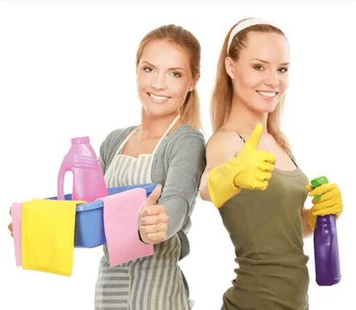 Girls Oven cleaners at BBQ & Oven Cleaning Perth