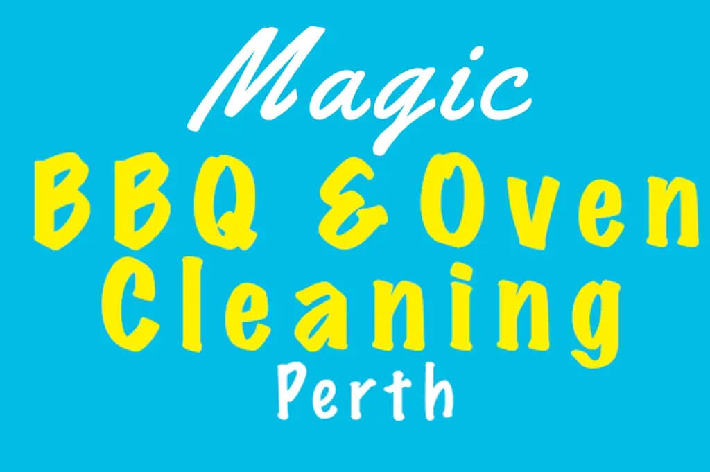 Magic BBQ & Oven Cleaning Perth logo